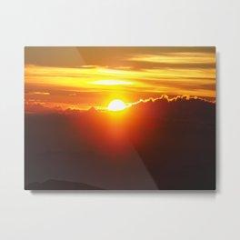 Sunrise 01 Metal Print
