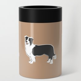 Border Collie Can Cooler