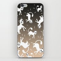 kittens iPhone & iPod Skins featuring kittens by Seefirefly