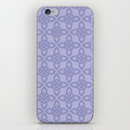 Northern Knot Pattern iPhone Skin