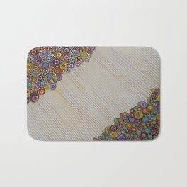 Connecting the Dots Bath Mat