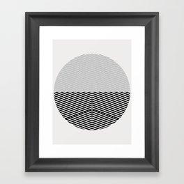 C2 Framed Art Print