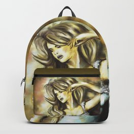 Sitting Beauty Backpack