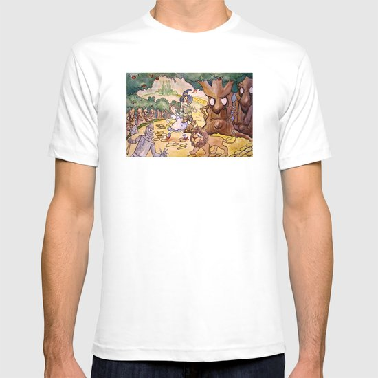 Apple Trees T-shirt