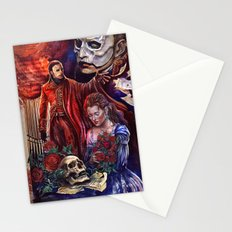 The Phantom of the Opera Stationery Cards