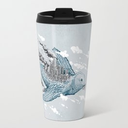 Cleaning the World Travel Mug