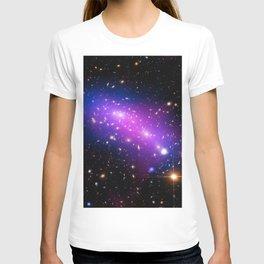 Colliding Galaxies T-shirt