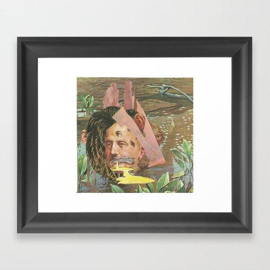 Colin Framed Art Print