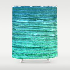 Sea of Indifference Shower Curtain