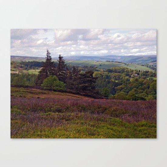 Nidderdale Canvas Print