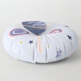 Planet Lollipop Floor Pillow