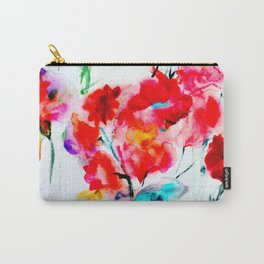 RED  #society6 #decor #buyart Carry-All Pouch