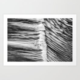 POWERFUL AND RAPID Art Print