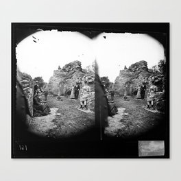 Stereoskop  Canvas Print