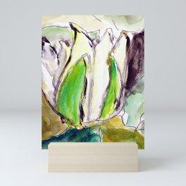 Lotos Mini Art Print