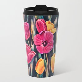 Tulips in the Spring Travel Mug