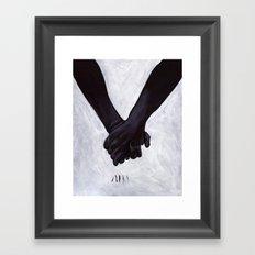 untitled (dead things 06) Framed Art Print