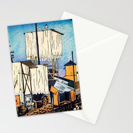Waseda Dyeing Factory - Digital Remastered Edition Stationery Cards