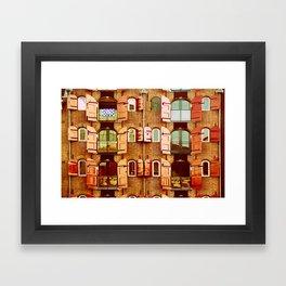 Amsterdam 15 Framed Art Print