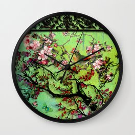 Primaveril Wall Clock