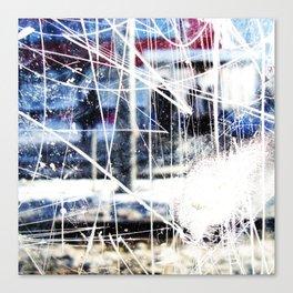 Through it all Canvas Print