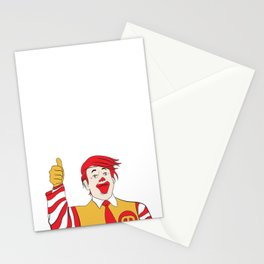 Donald McDonald Stationery Cards