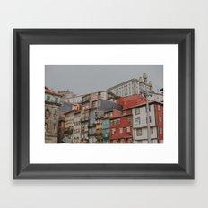 Charming Colours Framed Art Print