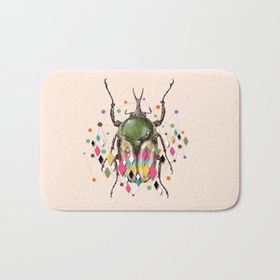 Insect VII Bath Mat