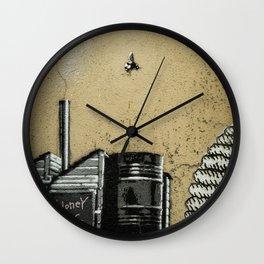 Working bee Wall Clock