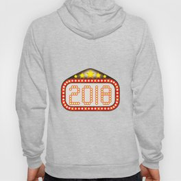 2018 Movie Theatre Marquee Hoody