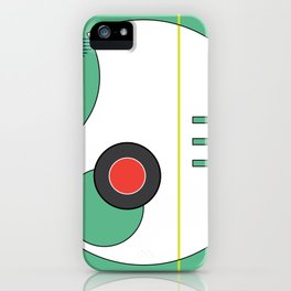 Eyeball No. 2 iPhone Case