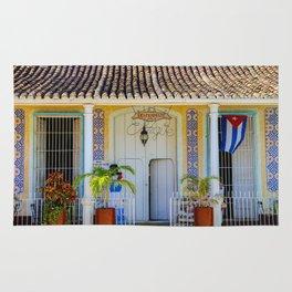 Restaurante de Trinidad Rug