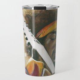 Jimi Hendrix Travel Mug