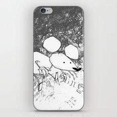 minima - deco mouse iPhone & iPod Skin