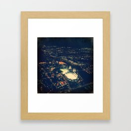 Ohio State Framed Art Print