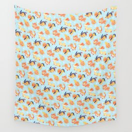 Fire Starters Wall Tapestry