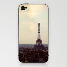 City of Light iPhone & iPod Skin