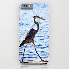Blue Heron Strut iPhone 6s Slim Case