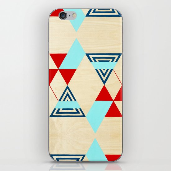 Moving Mountains iPhone & iPod Skin