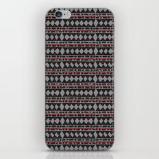 African Tribal Mudcloth Pattern iPhone & iPod Skin