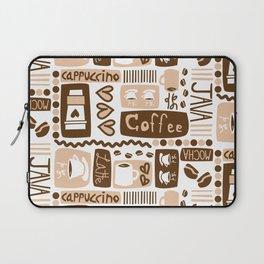 Java Java Java! Laptop Sleeve