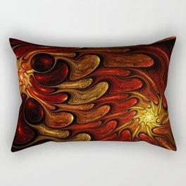 Elements: Fire Rectangular Pillow
