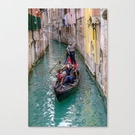 Venezia 101 Canvas Print