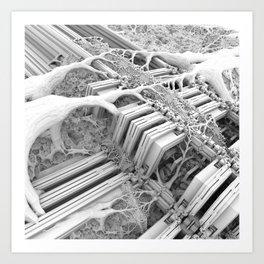 Neurium Art Print