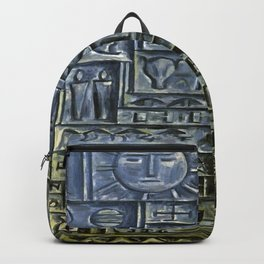 Joaquin Torres Garcia Universal Art Backpack