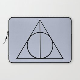 The Three Brothers Laptop Sleeve