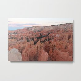 Bryce Canyon II Metal Print
