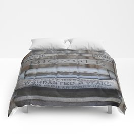 Antique Washer Comforters