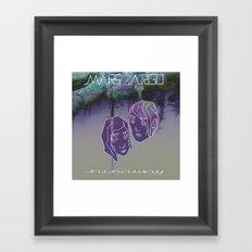 MARS ARGO _runaway_ Framed Art Print