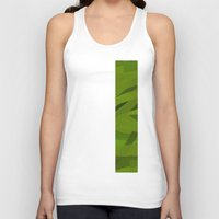 camo Tank Tops featuring Camo by Max Jones